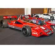 Brabham BT45 Alfa Romeo Chassis 1  The Louwman