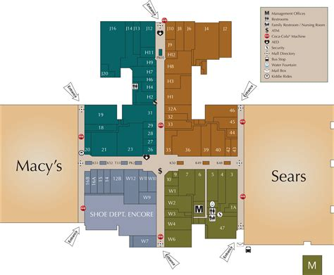 Garden State Plaza Directory by 100 Garden State Plaza Mall Map Complete List Of Stores