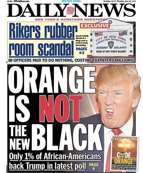 Donald Trump Recent News | poll just 1 of blacks back trump journal isms com