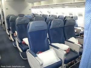 Comfort Seats Delta Delta 767 300 Business Class Seats