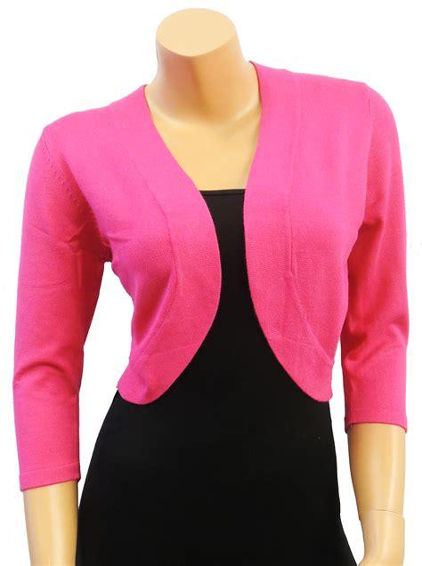 Knit Bolero Shrug Sweater bolero shrug cardigan sweater vest