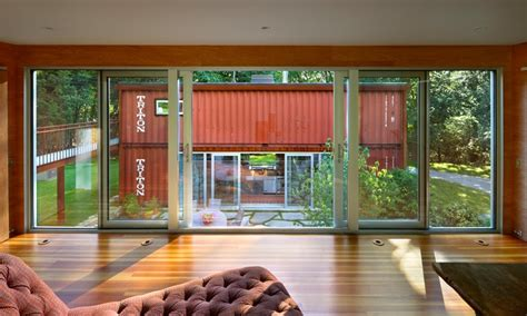 interior of shipping container homes adam kalkin double storey shipping container house