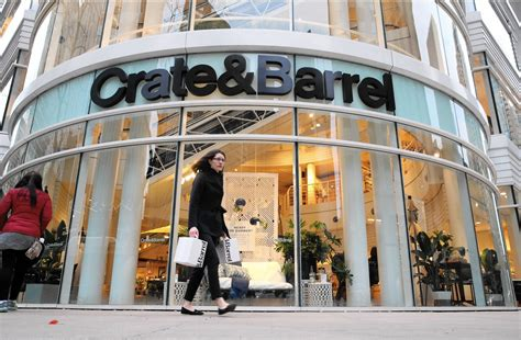 Crate And Barrel by Crate Barrel Names New Ceo A Month After Previous One