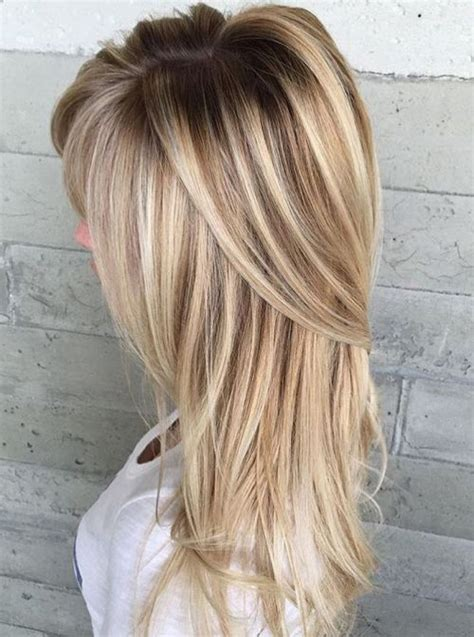 how lobg for lowlights to fade 20 beautiful blonde hairstyles to play around with