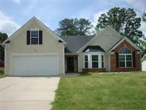 homes for in ellenwood ga 3251 neal way ellenwood 30294 reo home details