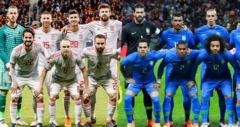 coupe du monde 2018 o 249 voir les matchs amicaux du jour