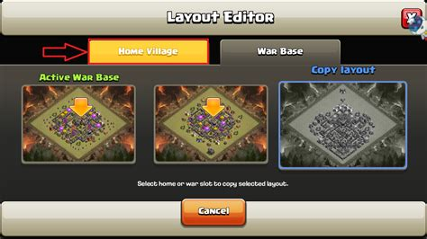 Layout Editor Copy | how to copy others base layout in clash of clans free