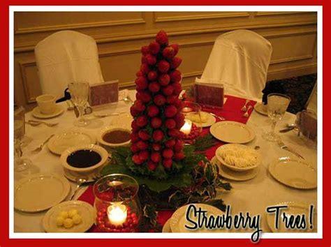 edible tree centerpiece diy entry 22 strawberry trees elizabeth designs