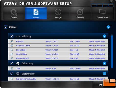 Msi Z97i Ac msi z97i gaming ac mitx motherboardmsi z97i gaming ac software