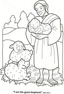 coloring pages for jesus the shepherd religion on advent catholic and coloring pages