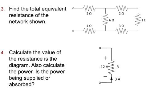 1 find the equivalent resistance of the series co chegg