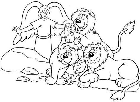 coloring page daniel in the lion s den daniel and the lions den coloring page daniel coloring