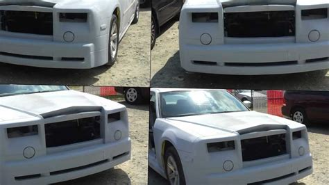 chrysler 300 vs phantom 2008 chrysler 300 quot phantom quot body kit install pedros auto