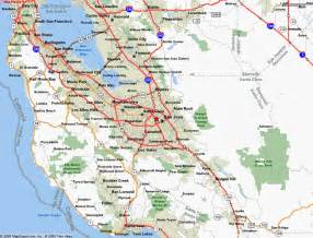 california map san jose choose city or region