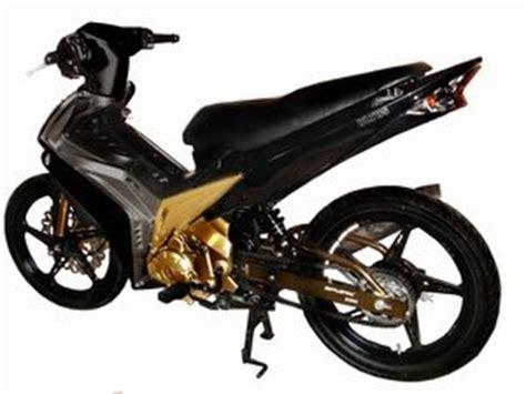 Striping Sticker Lis Honda Revo 110 gambar foto new sepeda motor honda revo 110cc modifikasi