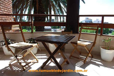 muebles para balcon mesas para balcon