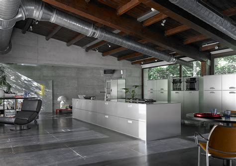 Industrial Kitchen Design Kitchen Interior Design Ideas Industrial Style Kitchen Home Designs Project