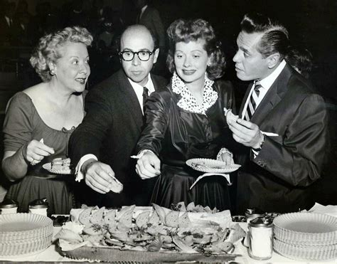20 things producers hid from i love lucy fans file vivian vance jess oppenheimer lucille ball desi arnaz