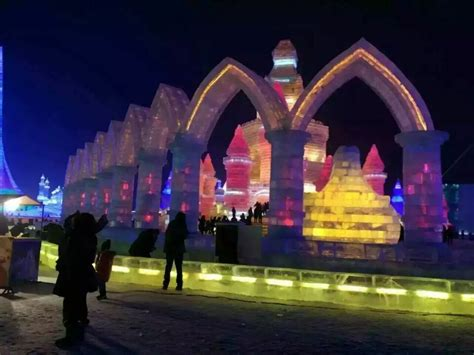 harbin snow and ice festival 2017 harbin ice snow world 2017 china ice festival 2017