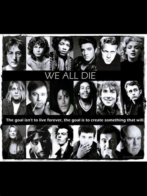pinned by miguel angel pou we all die 01 quotes more pinterest
