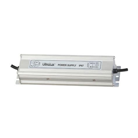 Lu Led Dc Phillips alimentatore per strisce led 80w 12v dc ip67 ultralux
