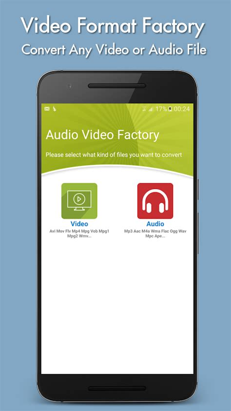 online format factory android video format factory android apps on google play