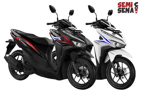 Harga Motor Baru Vario harga honda vario 125 esp review spesifikasi gambar