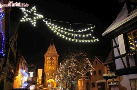 mercatini  natale  bergheim  alsazia date