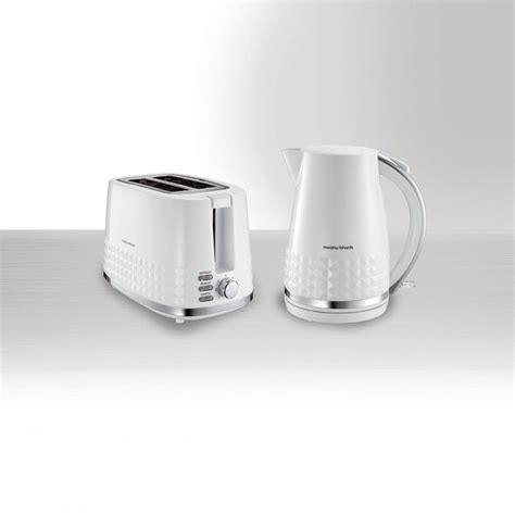 Dulit Toaster Morphy Richards Dimensions 2 Slice Toaster White Morphy