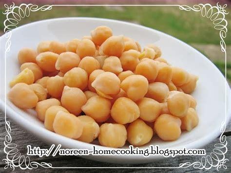 home cooking blog kacang kuda rebus