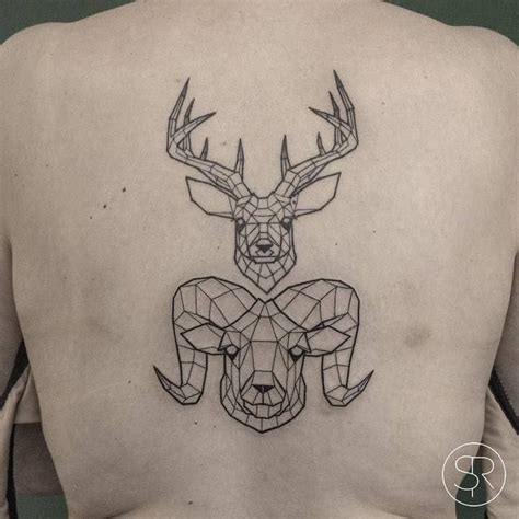 3d animal tattoo designs 79 best geometric tattoos images on geometric