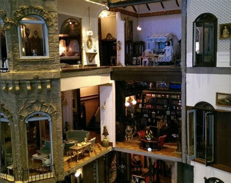 doll house nyc the world s largest dollhouse is now on display in new york city for the first time