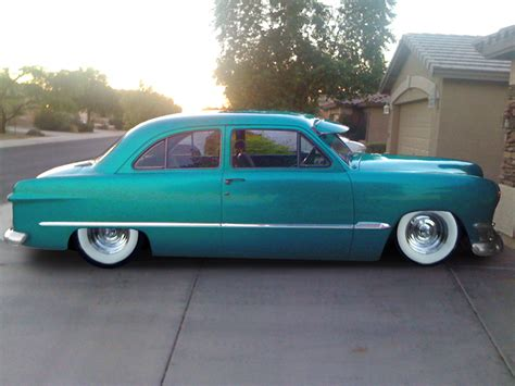 1950 ford custom 500 shoebox tudor