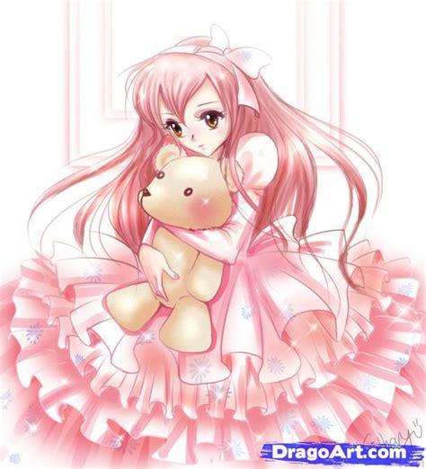 anime cute how to draw cute anime step by step anime females anime