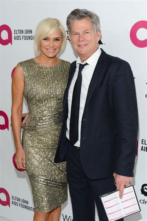 yolanda hadid foster how did she meet david foster yolanda hadid admits on air why she never thought her