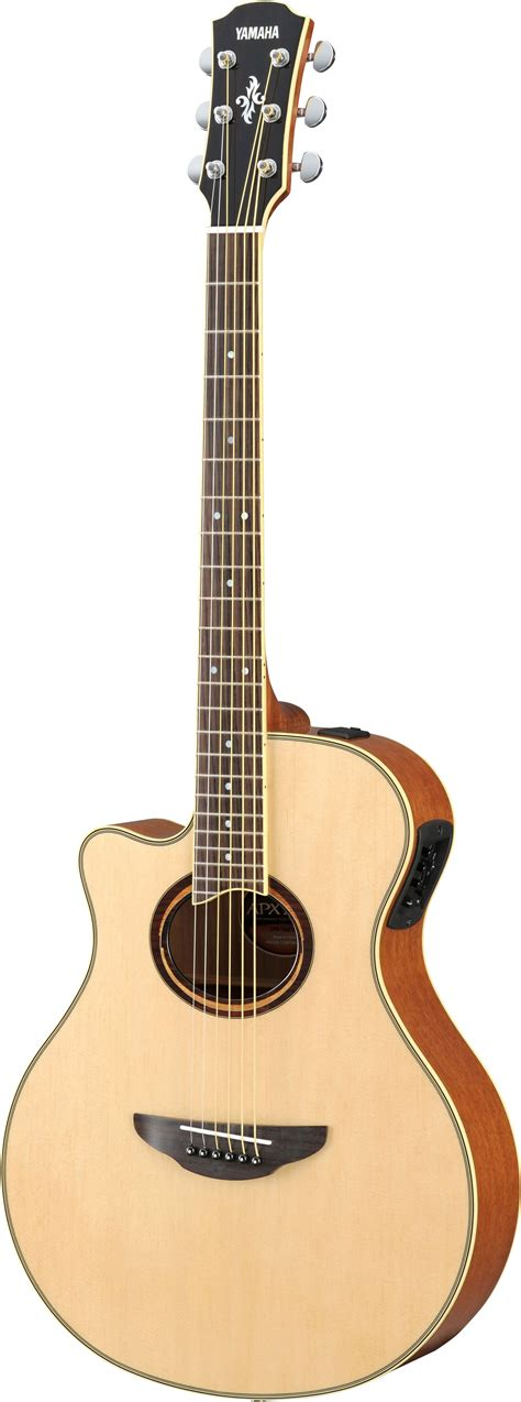 Yamaha Apx600 apx series overview acoustic guitars guitars