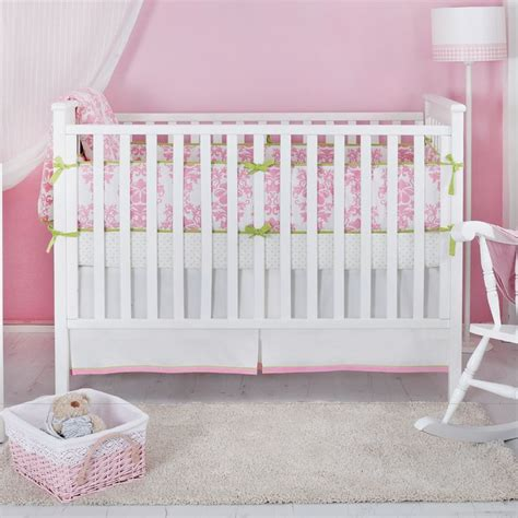Organic Crib Set by Ela Organic Cotton Baby Bedding Set Bedding Sweet And