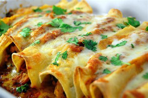 reasons enchiladas   ultimate comfort food