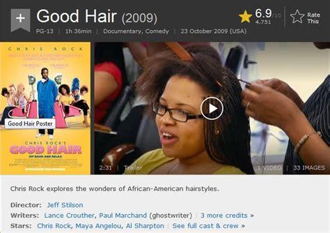 Good Hair 2009 Imdb | download good hair 2009 imdb 6 9 mp4 subs bigj0554