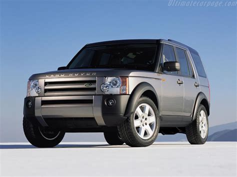 land rover discovery 2008 land rover discovery 3 high resolution image 1 of 6