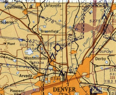 denver sectional chart abandoned little known airfields colorado northwestern