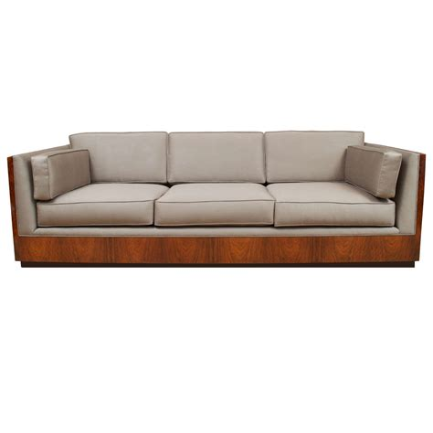 lovely sofa lovely milo baughman sofa 5 milo baughman rosewood sofa