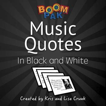 printable quotes about music bulletin board music quotes 18 printables tpt