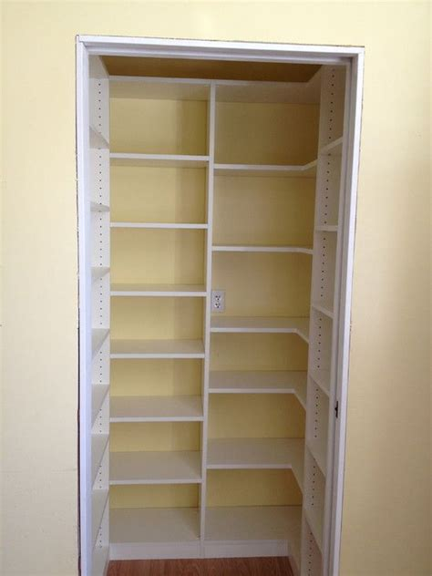 Easy Pantry Shelves by Pantry Design Pictures Remodel Decor And Ideas Page