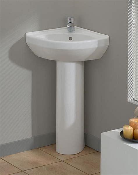 modern pedestal sinks for small bathrooms image of modern pedestal sink storage cabinet altier