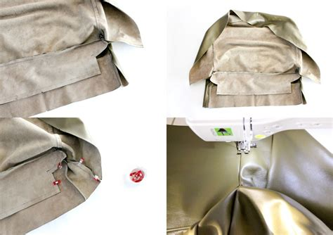 diy leather upholstery diy leather upholstery slipcover for your furniture