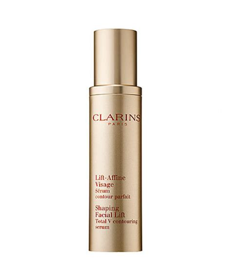 Clarins Shaping Lift Total V Contouring Serum 2ml clarins shaping lift total v contouring serum in 50ml unineed premium fashion