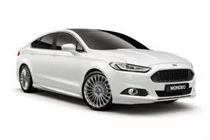 Ford Mondeo 2016 Ford Mondeo Update On Sale In Australia Gets Sync 3