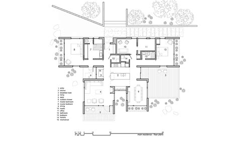 t shaped houses floor plans