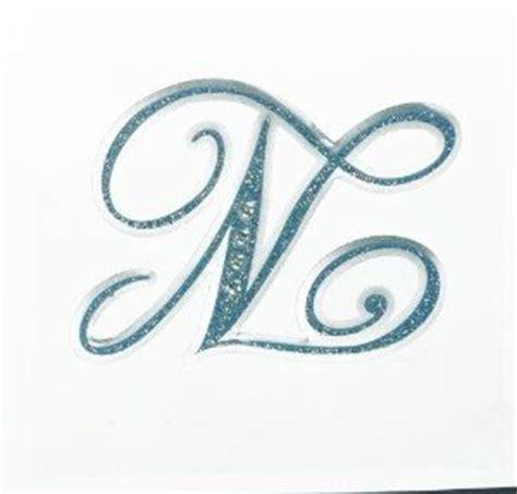 tattoo design letter n amazon com letter n sticker tattoo it laptop stickers